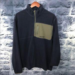 Timberland Men's Fleece Zip Up Pullover⭐️